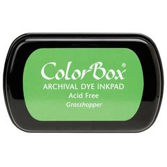 Full Size Ink Pad Grasshopper