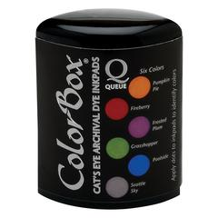 ColorBox Queue Pool Party Ink Set