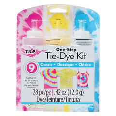 Classic Tie-Dye Kit for 8 Shirts