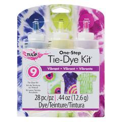 Vibrant Tie-Dye Kit for 8 Shirts