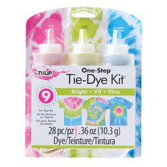 Tulip One-Step Dye Bright Tie-Dye Kit for 8 Shirts