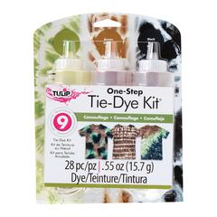 Camouflage Tie-Dye Kit for 8 Shirts