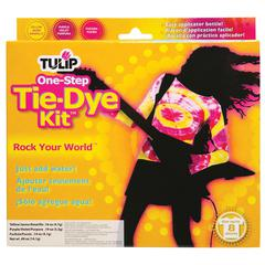 Tulip One-Step Dye Rock Your World Tie-Dye Kit for 8 Shirts