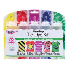 Rainbow Tie-Dye Kit for 20 Shirts