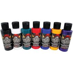 Airbrush Paint Sampler 8-Color Set