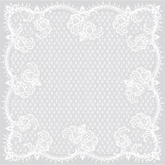 Hot Off the Press Color Me 12 x 12 Paper White Lace