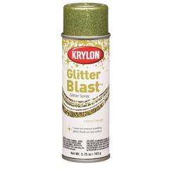 Krylon Glitter Blast Spray Citrus Dream