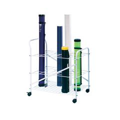 Roll File Cart