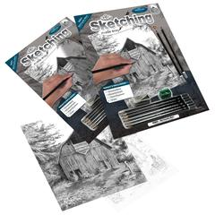 Royal & Langnickel Sketching Made Easy Set Tree Stump