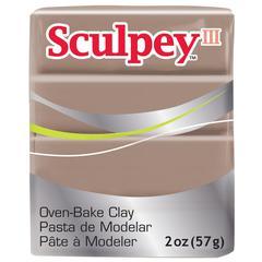 Polymer Clay Hazelnut
