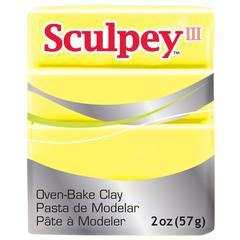Sculpey III Polymer Clay Lemonade