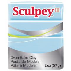 Polymer Clay Sky Blue