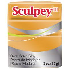 Sculpey III Polymer Clay Gold