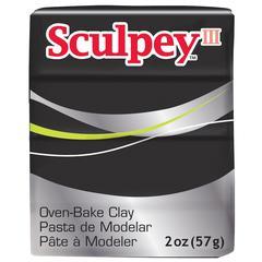 Polymer Clay Black