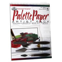Royal & Langnickel Essentials Palette Paper Artist Pack