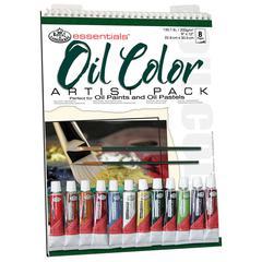 Oil Color Paint Artist Pack
