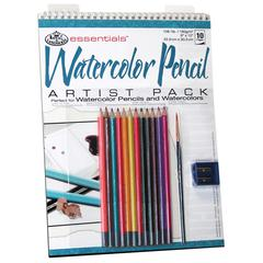 Royal & Langnickel Essentials Watercolor Pencil Artist Pack