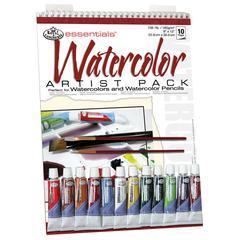 Watercolor Paint Artist Pack