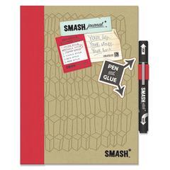 "K & Company SMASH* 7.6"" x 10.25"" Folios Doodle Red"