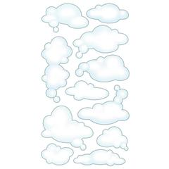 Sticko Classic Stickers Foil Cloud Caption