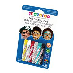 Face Painting 6-Stick Boy Set