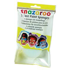 Snazaroo Face Paint Sponges Set