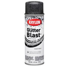 Krylon Glitter Blast Spray Starry Night