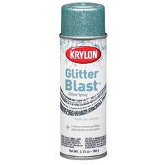 Krylon Glitter Blast Spray Sparkling Waters
