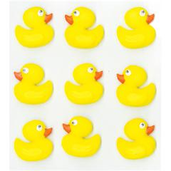 Jolee's Boutique Adhesive Cabochons Rubber Duckies