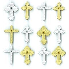 Adhesive Cabochons Crosses