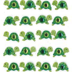 Repeat Sticker Turtles
