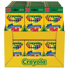 Original Crayon Set Display Assortment