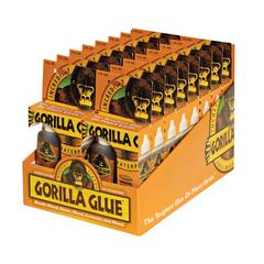 Gorilla Glue Original Foaming Glue 2oz. Display