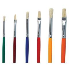 Heritage Fine White Bristle Brush Assortment