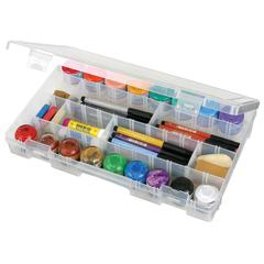Artbin Solutions 4 Fixed Compartment Storage Box