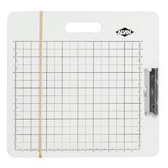 """Heritage Gridded Sketch Board 18-1/2"""" x 19-1/2"""""""