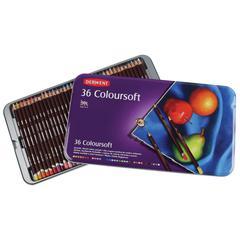 Derwent Colorsoft Pencil 36-Color Set
