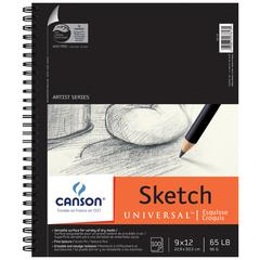 "9"" x 12"" Sketch Sheet Pad"