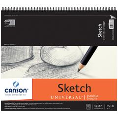 "14"" x 17"" Sketch Sheet Pad"