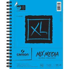 Canson XL 7 x 10 Mix Media Sheet Pad
