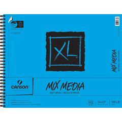 "14"" x 17"" Wire Bound Mix Media Pad"