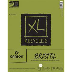 "11"" x 14"" Recycled Bristol Sheet Pad"