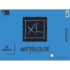 "Canson XL 11"" x 15"" Watercolor Cold Press Sheet Pad"