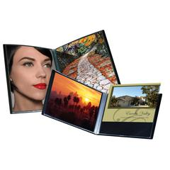 """The Original"" Presentation Books 8.5"" x 11"" 12 page"