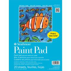 "9"" x 12"" Tape Bound Paint Pad"