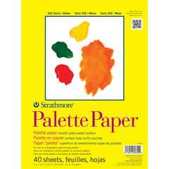 "Strathmore 300 Series 9"" x 12"" Tape Bound Palette Paper Pad"