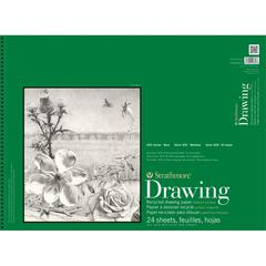 "18"" x 24"" Wire Bound Recycled Drawing Pad"