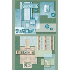 12 x 12 Paper Pack Vacation