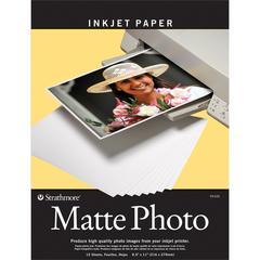 "8.5"" x 11"" Matte Inkjet Paper"