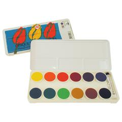 Royal Talens Talens Opaque Watercolor 12-Color Set